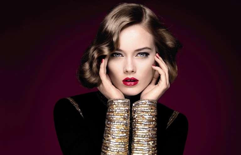 Смотреть Как сделать красивый осенний макияж быстро видео