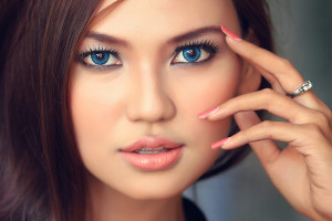 Легкий макияж