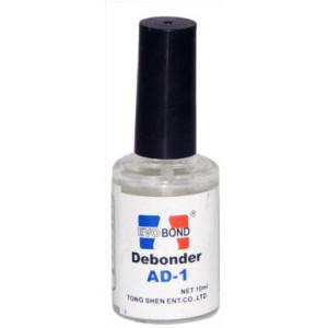 Как пользоваться дебондером для снятия ресниц