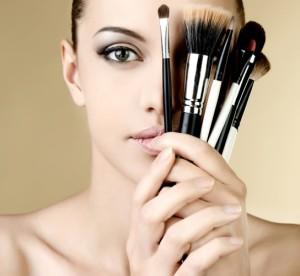 Кисти в макияже