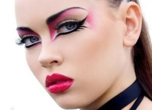 Рок макияж для девушек